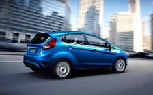 Cars wallpapers Ford Fiesta 5door - 2011