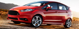 Ford Fiesta ST US-spec - 2013