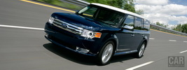 Ford Flex EcoBoost - 2010