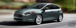 Ford Focus Electric US-spec - 2012