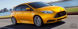 Ford Focus ST US-spec - 2011