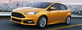 Ford Focus ST US-spec - 2015