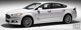 Ford Fusion Energi - 2013