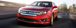 Ford Fusion Hybrid - 2012