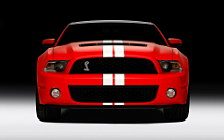 Cars wallpapers Ford Shelby GT500 - 2011