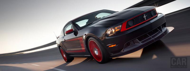 Cars wallpapers Ford Mustang Boss 302 Laguna Seca - 2012 - Car wallpapers