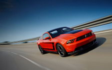 Cars wallpapers Ford Mustang Boss 302 - 2012