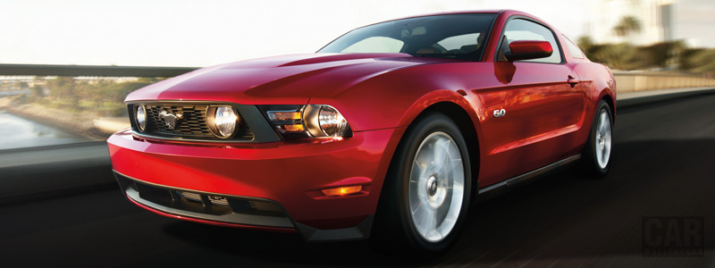 Cars wallpapers Ford Mustang GT - 2012 - Car wallpapers
