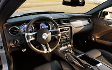 Cars wallpapers Ford Mustang GT - 2012