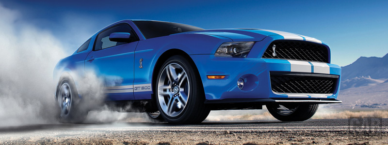 Cars wallpapers Ford Shelby GT500 - 2012 - Car wallpapers