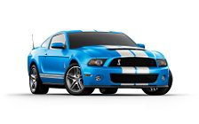 Cars wallpapers Ford Shelby GT500 - 2012