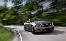 Cars wallpapers Ford Mustang GT Convertible - 2013