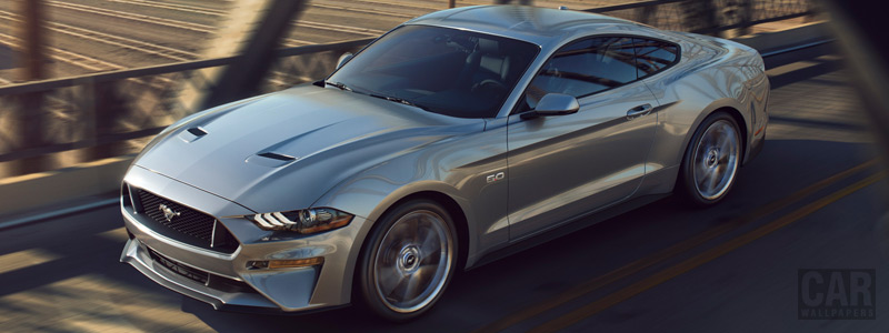 Обои автомобили Ford Mustang GT Performance Package - 2017 - Car wallpapers