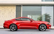 Обои автомобили Ford Mustang Pony Package - 2017