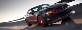 Ford Mustang Boss 302 Laguna Seca - 2012