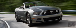 Ford Mustang GT Convertible - 2013