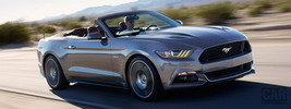 Ford Mustang GT Convertible - 2014