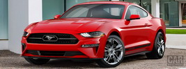 Ford Mustang Pony Package - 2017
