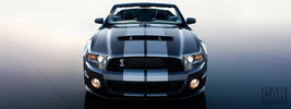 Ford Shelby GT500 Convertible - 2010