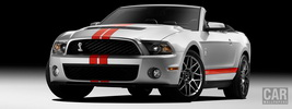 Ford Shelby GT500 Convertible - 2011