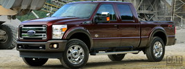 Ford F-250 Super Duty King Ranch FX4 Crew Cab - 2015
