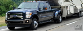 Ford F-350 Super Duty King Ranch Crew Cab - 2015