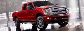 Ford F-250 Super Duty Platinum - 2013