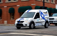 Обои автомобили Ford Transit Connect Electric - 2011