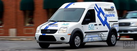 Ford Transit Connect Electric - 2011