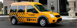 Ford Transit Connect Taxi - 2011