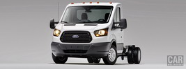 Ford Transit Chassis Cab US-spec - 2013