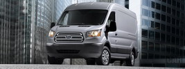 Ford Transit Van US-spec - 2013