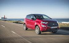 Обои автомобили Ford EcoSport ST-Line - 2017