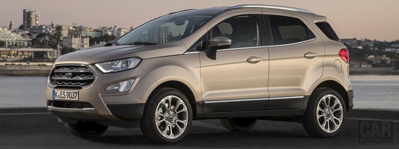 Обои автомобили Ford EcoSport - 2017 - Car wallpapers