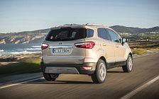 Обои автомобили Ford EcoSport - 2017