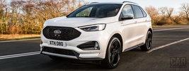 Ford Edge ST-Line EU-spec - 2018