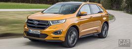 Ford Edge Sport EU-spec - 2016