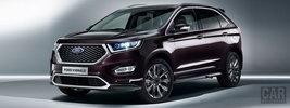 Ford Edge Vignale EU-spec - 2016