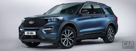 Ford Explorer Plug-in Hybrid ST-Line - 2019