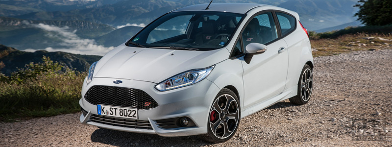 Обои автомобили Ford Fiesta ST200 - 2016 - Car wallpapers