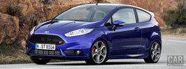 Ford Fiesta ST 3door - 2013