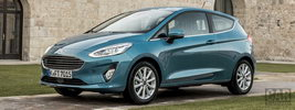 Ford Fiesta Titanium 3door - 2017
