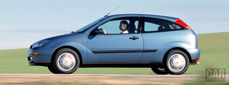 Cars wallpapers Ford Focus Hatchback 3door - 2001 - Car wallpapers