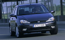 Cars wallpapers Ford Focus Hatchback 5door - 2001