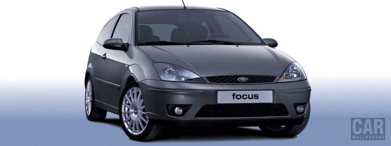 Cars wallpapers Ford Focus ST170 - 2001 - Car wallpapers