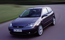 Cars wallpapers Ford Focus ST170 - 2001