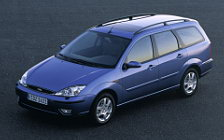 Cars wallpapers Ford Focus Turnier - 2001