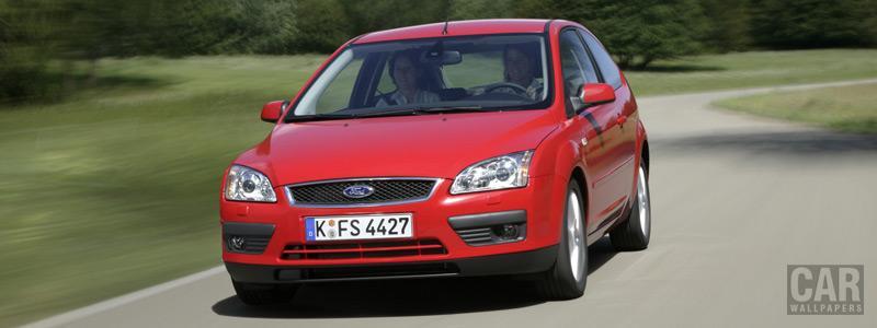 Cars wallpapers Ford Focus Hatchback 3door - 2004 - Car wallpapers