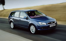 Cars wallpapers Ford Focus Turnier - 2004