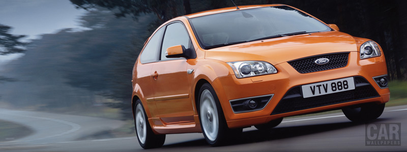 Cars wallpapers Ford Focus ST - 2005 - Car wallpapers